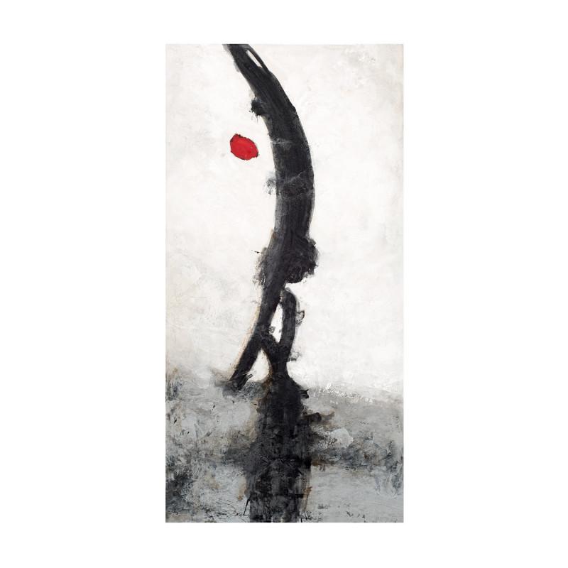 Óleo horizontal punto rojo - BECARA