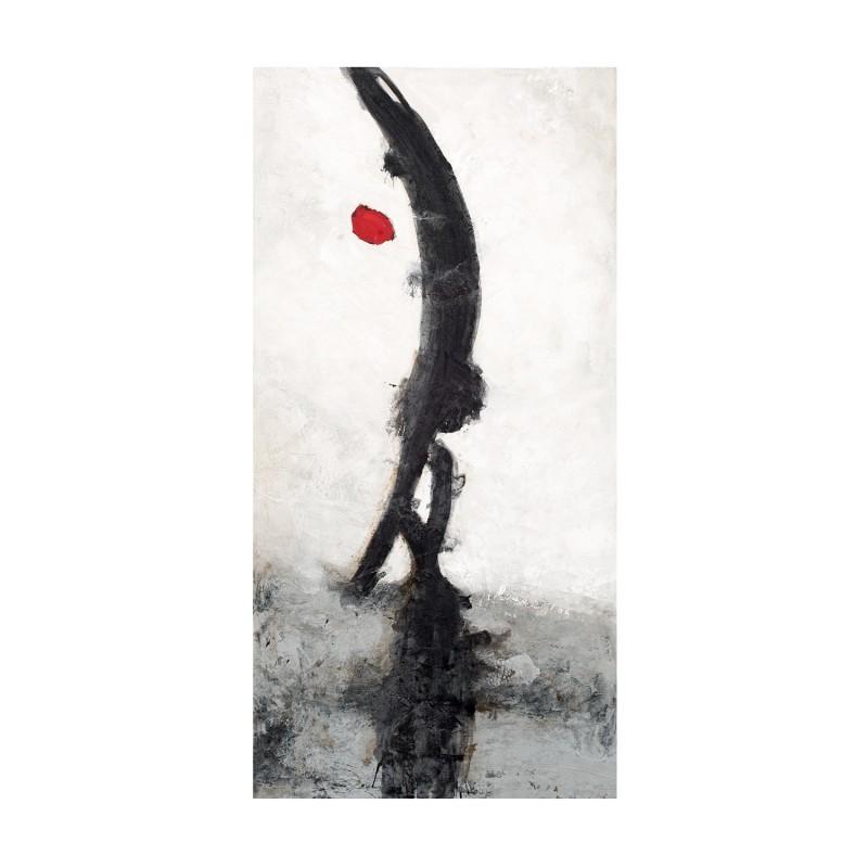 Red spot horizontal oil
