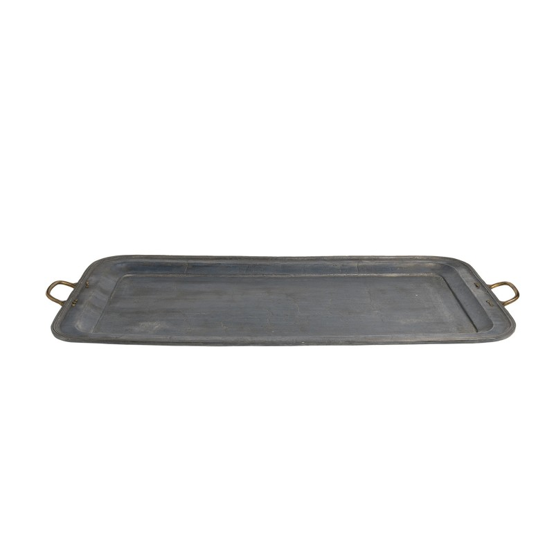 Big grey lead tray