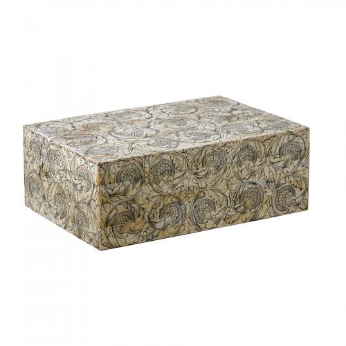Caja hueso con dibujos - BECARA