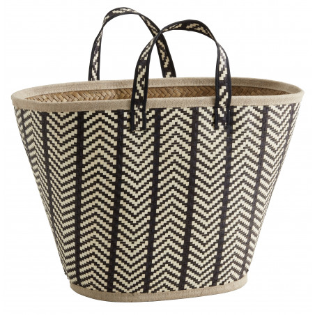Shopping bag Herringbone
