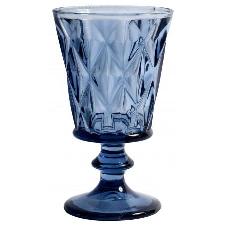 Blue diamond water cup