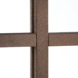 Espejo Momeyer óxido grande - BECARA