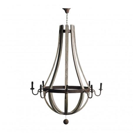 Big Pear ceiling lamp