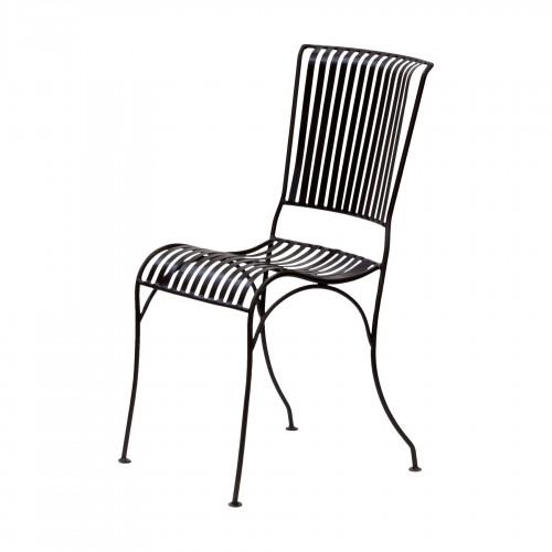 Cibo rust chair