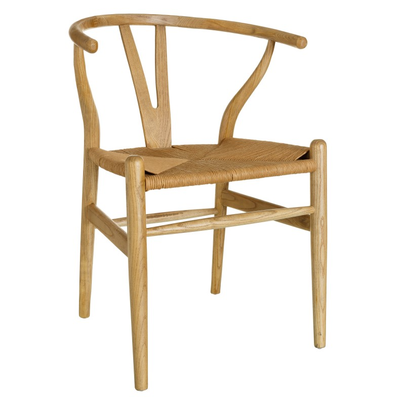 Natural Calabria chair