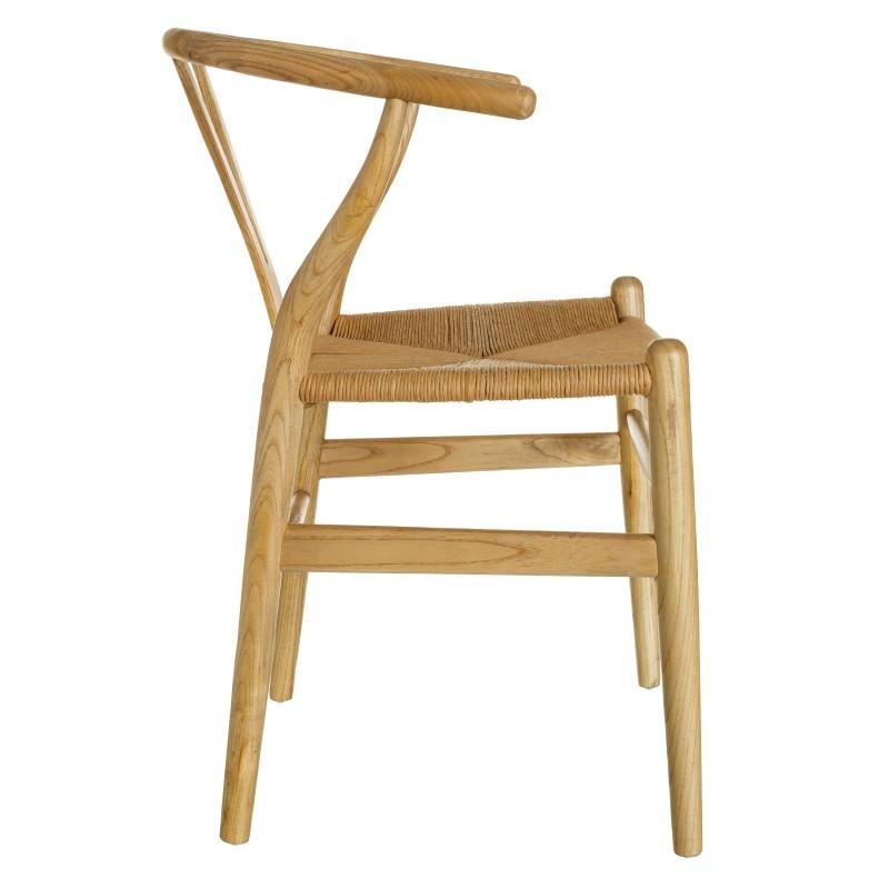 Natural Calabria chair