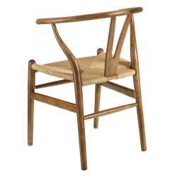 Dark Calabria chair