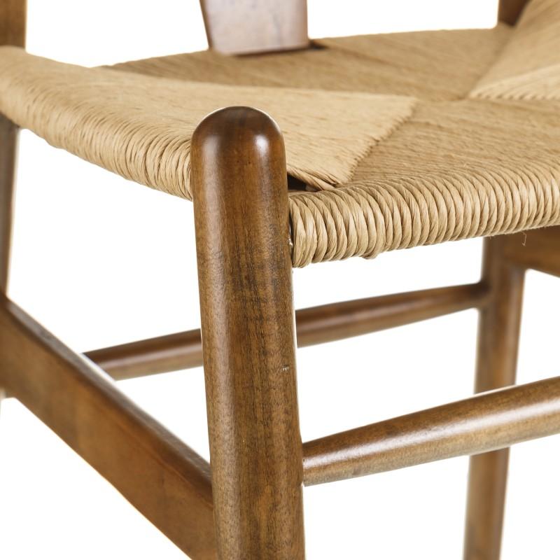 Dark Calabria chair