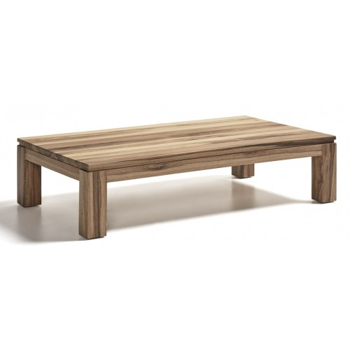 Queens rectangular side table