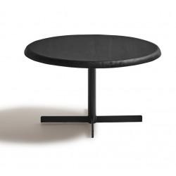 Black Menphis side table
