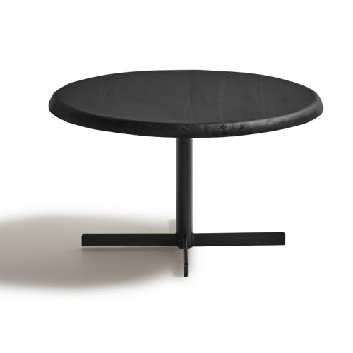 Black Menphis side table