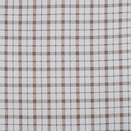 Brown-beige Bermuda fabric