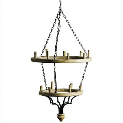 Aquitania chandelier