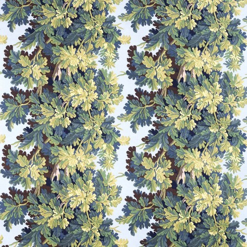 Blue/Green Moreto fabric