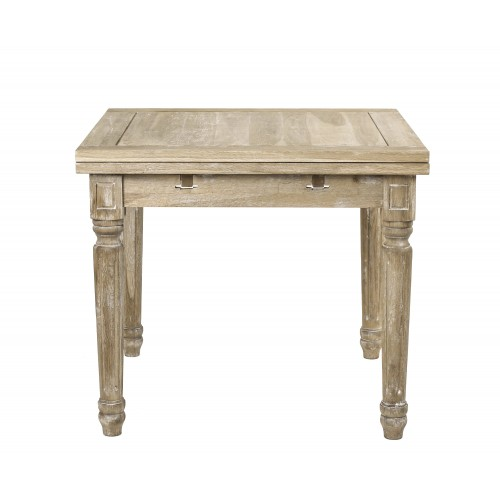 Castleton extending square dining table