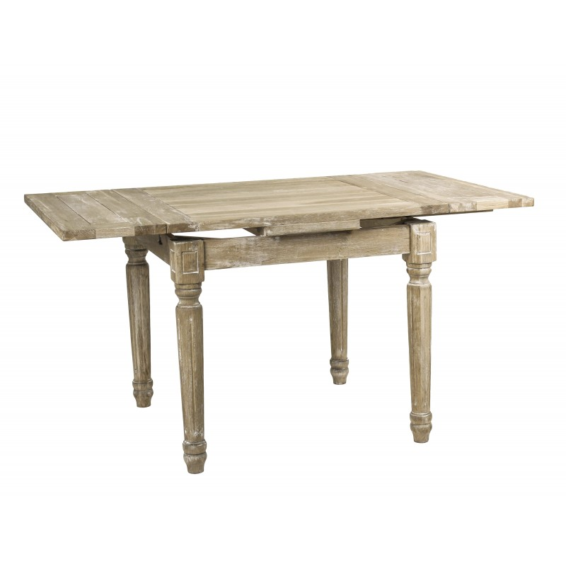 Castleton extending square dining table