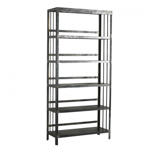 Iron strips shelves