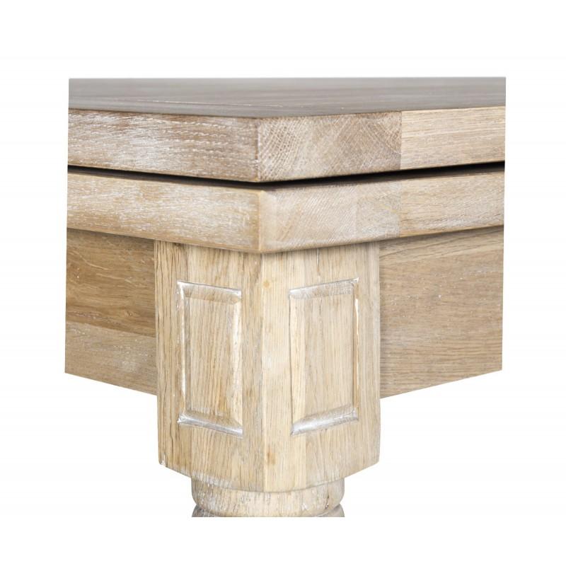 Castleton extending dining table