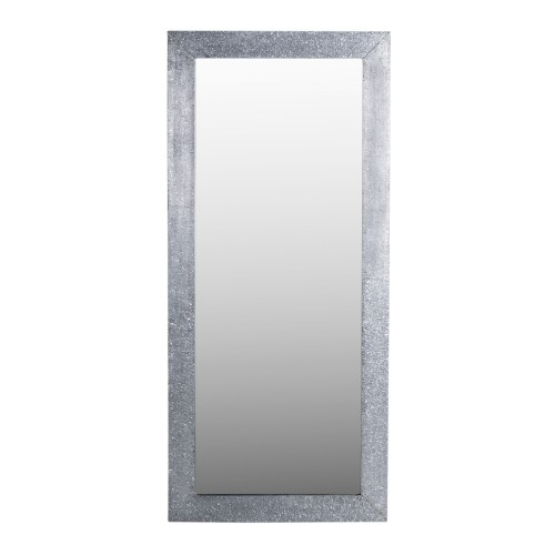 Rectangular zinc mirror
