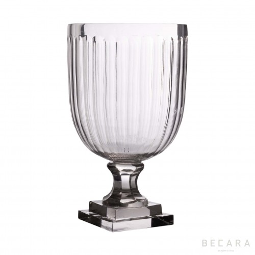 Big Royal lines vase