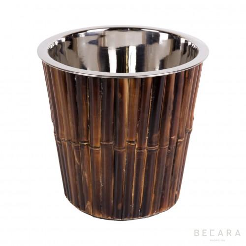Enfriador de bambú tostado - BECARA
