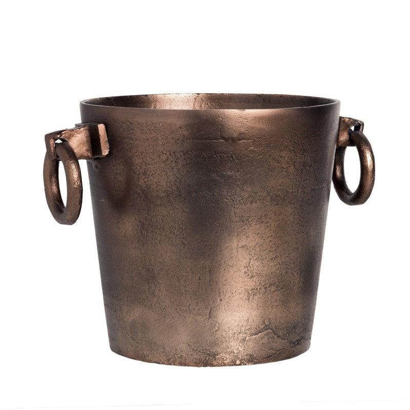 Enfriador cobre antiguo - BECARA