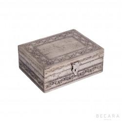 Small engraved box
