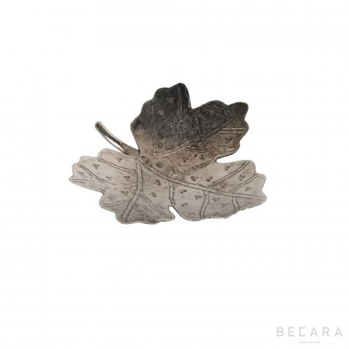 Centro de mesa hoja de castaño pequeño - BECARA