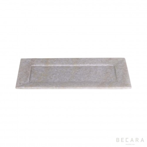 Fuente de mármol rectangular grande - BECARA