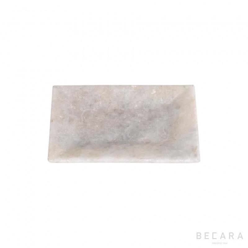 Fuente de mármol rectangular pequeña - BECARA