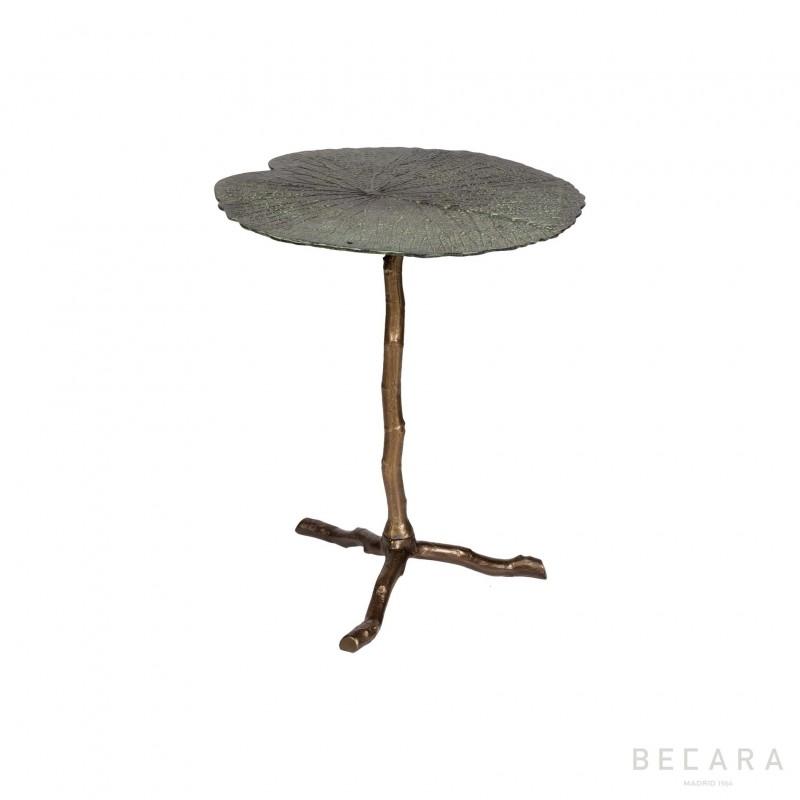 Velador hoja de Loto pequeño - BECARA