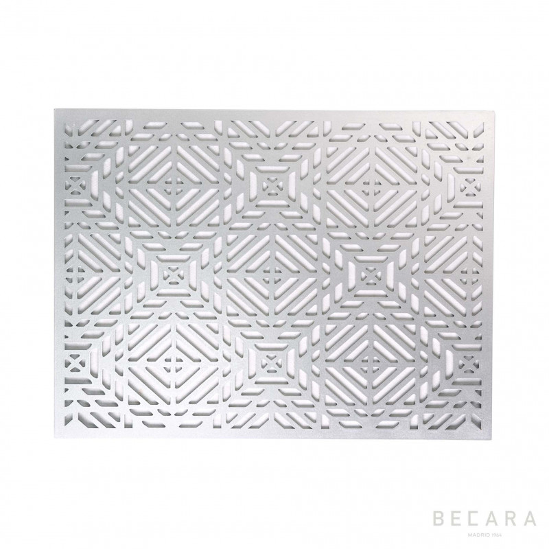 Individual Nagoya gris - BECARA