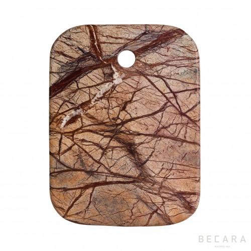 Tabla marrón pequeña - BECARA