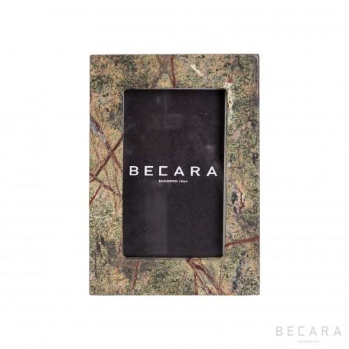 Marco Forest rectangular pequeño - BECARA