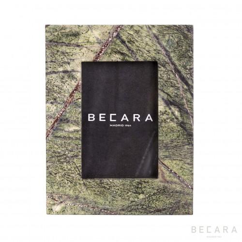 Marco de fotos Forest rectangular mediano - BECARA
