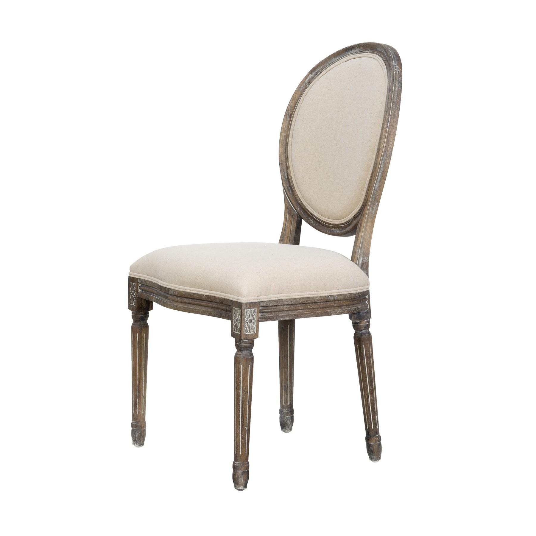 Sillas luis xvi modernas fabulous sillas luis xvi for Sillas medallon baratas