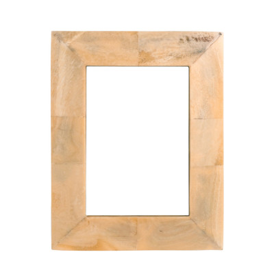 WHITE BONE FRAME 23,50X18,50 CM