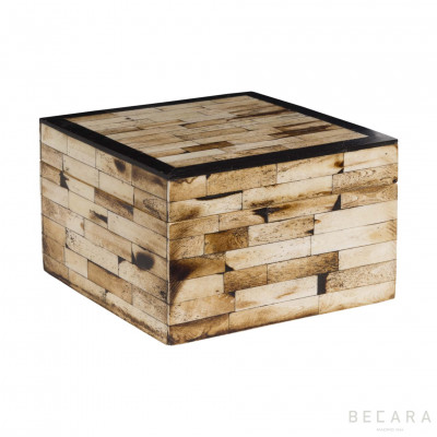 Black edge bone box