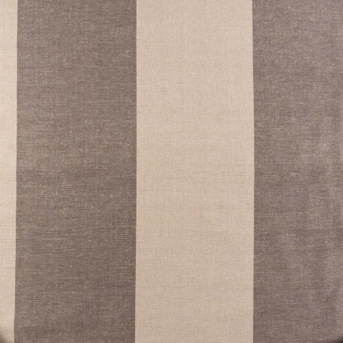 Cream-Khaki stripes fabric