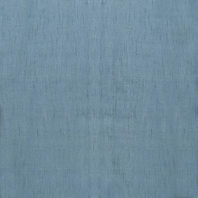 Tela de terciopelo de lino azul océano - BECARA