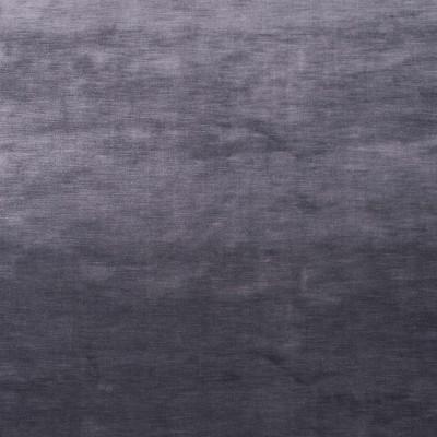 Gray linen velvet fabric