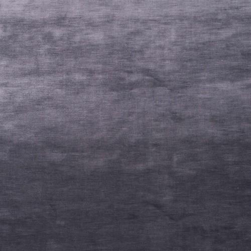 Tela de terciopelo de lino ceniza  - BECARA
