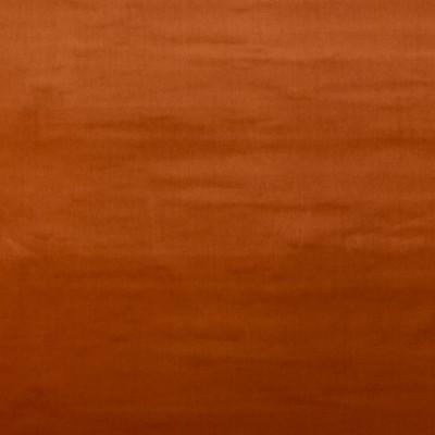Rust color cotton velvet...