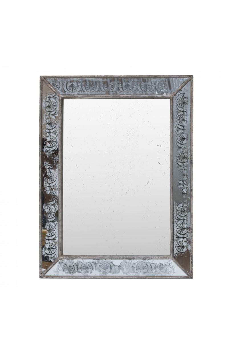 Espejo marco lajas 81 cm espejos y cuadros en becara - Espejo marco espejo ...