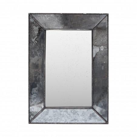 Espejo con marcos planos 67x93cm