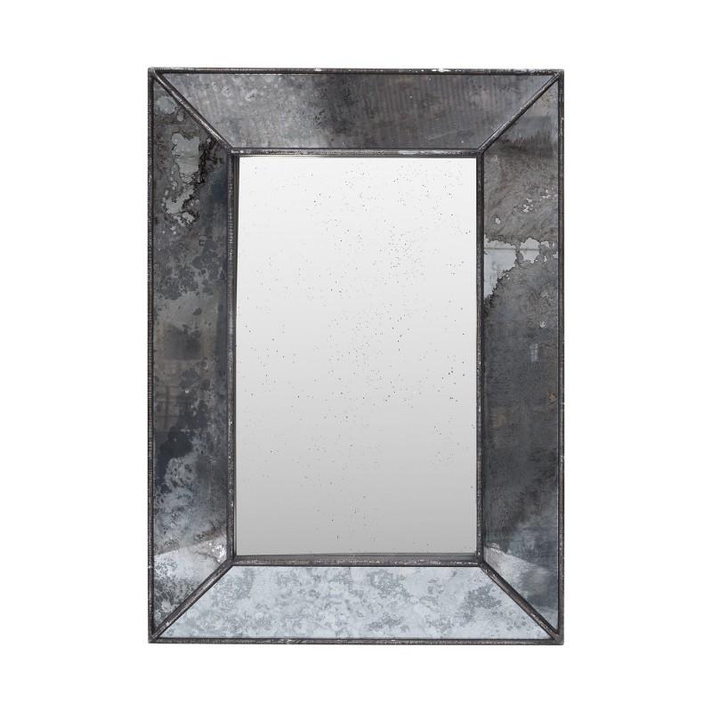 Espejo con marcos planos 67x93cm - BECARA