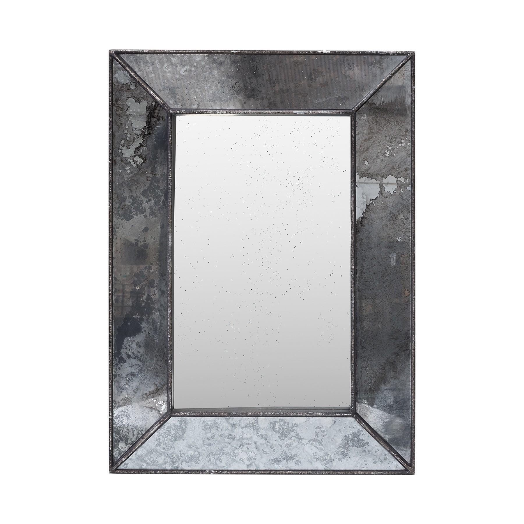 fabulous espejo marco plateado with espejo marco plateado - Espejos Plateados