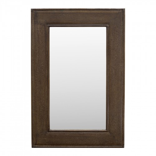 100x150cm golden finish mirror