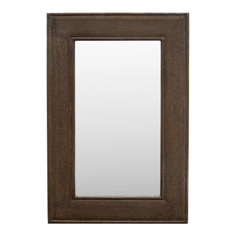 100x150cm golden finish mirror
